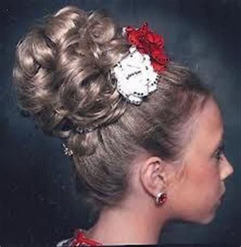 loose curl big bun for irish dancing irish dance bun wig pretty back style irish dance hair