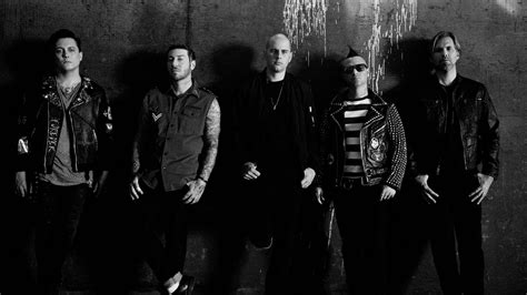 Avenged Sevenfold The Stage avenged sevenfold just released their new album