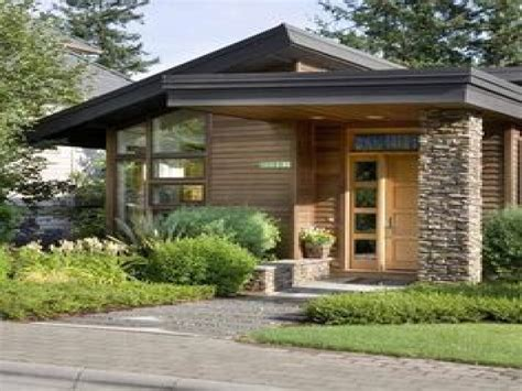unique modern house plans small modern house plans home
