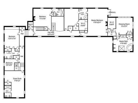 L Shaped Floor Plans by Architecture L Shaped House Plans Things To Know To