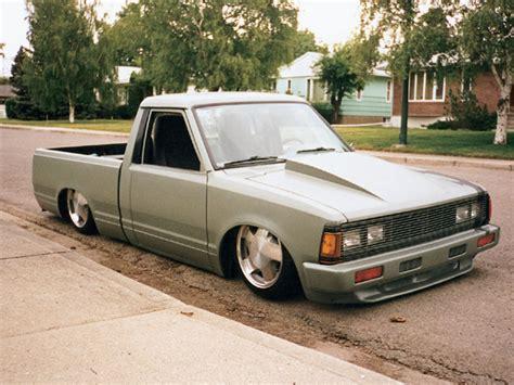 85 nissan truck inspired modif car 85 nissan 720