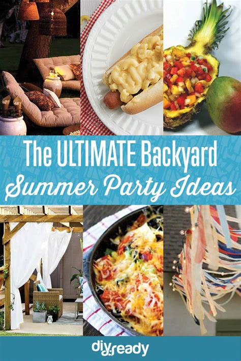 backyard summer ideas 4th of july bbq and party ideas for the ultimate backyard bash