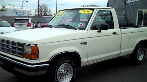 1990 Ford Ranger by 1990 Ford Ranger Xlt Sold