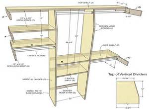 how to make a built in closet built in closet systems