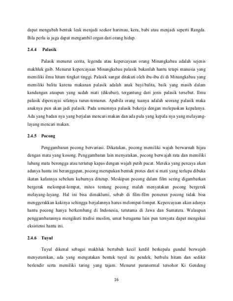 makalah membuat film makalah bahasa indonesia quot perkembangan film horor di
