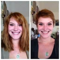 pixie cut before and after before after pixie cut with casey yelp