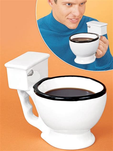 toilet mug 12 unique coffee and tea mugs