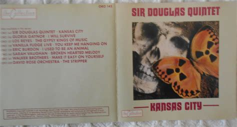 Smu Mba Canvas by Sir Douglas Quintet Kansas City Cd At Discogs