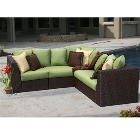 Patio Sectionals On Sale by Outdoor Sectional Patio Furniture Home Garden Design