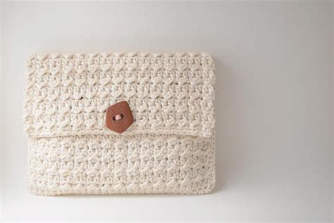 pattern crochet clutch downsize your usual tote with crochet clutch patterns