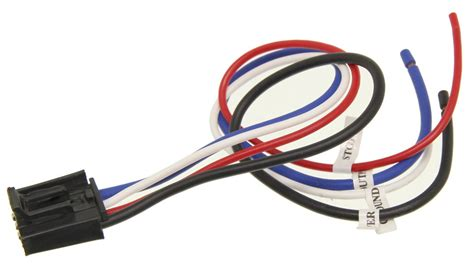 trailermate universal wiring harness for trailer brake