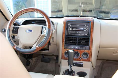 2009 Ford Explorer Interior 2009 ford explorer interior pictures cargurus