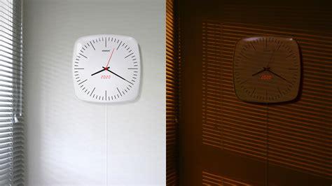 minimalist clock the minimalist multi clock yanko design