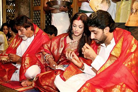 Aishwarya Rai Wedding Pictures | Wedding Photos Of Actors ...