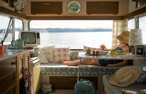 coole wohnwagen a cool caravan stewart kirby design