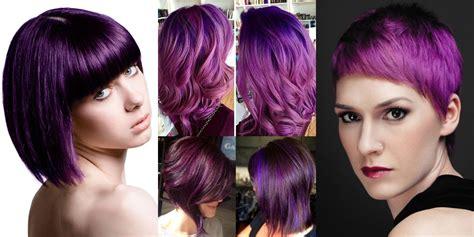 capelli bagno di colore bagno di colore capelli viola decora la tua vita