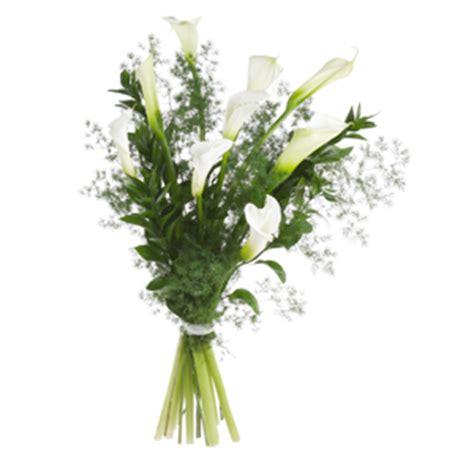fiori calle bianche mazzi di fiori consegna fiori a domicilio