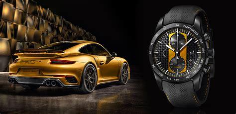 Porsche Turbo Uhr by Porsche Design Chronograph 911 Turbo S Exclusive