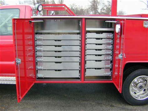 american eagle drawer packs brutus truck bodies service bodies cranes penticton