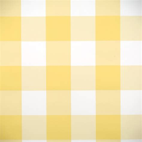 Gertrude's Plaid Wallpaper, Yellow   $139.00 : DIGS   Free
