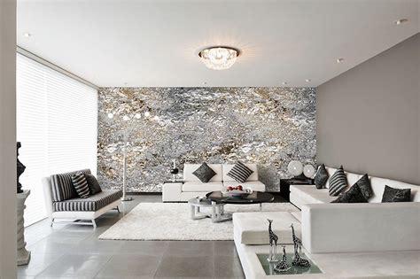 moderne schlafzimmer tapeten grau modernes schlafzimmer grau design tapeten in silber grau