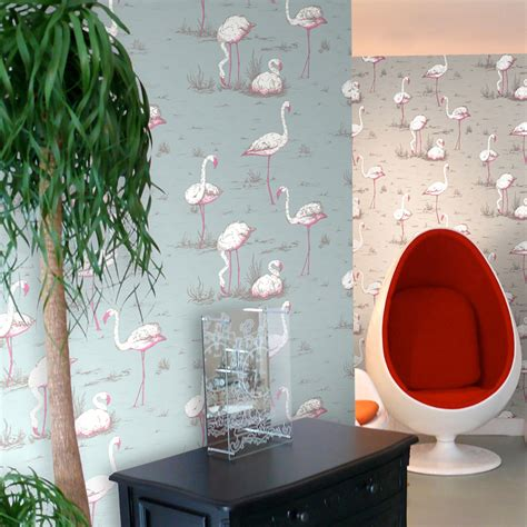flamingo wallpaper cole and son flamingos 66 6044 new contemporary cole son