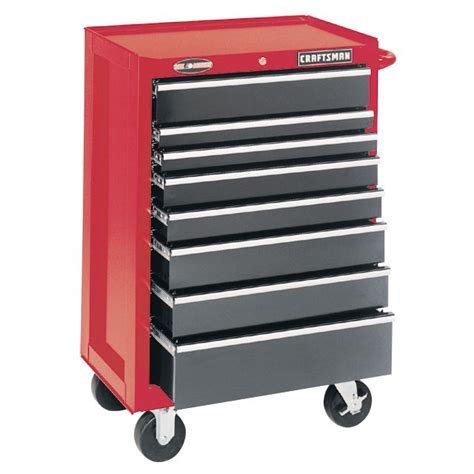 craftsman 26 4 drawer tool chest craftsman 26 quot wide 8 drawer ball bearing griplatch 174 bottom