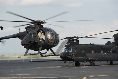 Slipon Mh 22 Abu 1 chinook and blackhawk from 160th soar in iraq