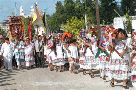 imagenes de festividades mayas la vida en el estado de mexico