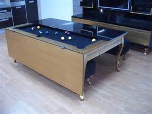 pool dining room table pool table disguised as dining room table
