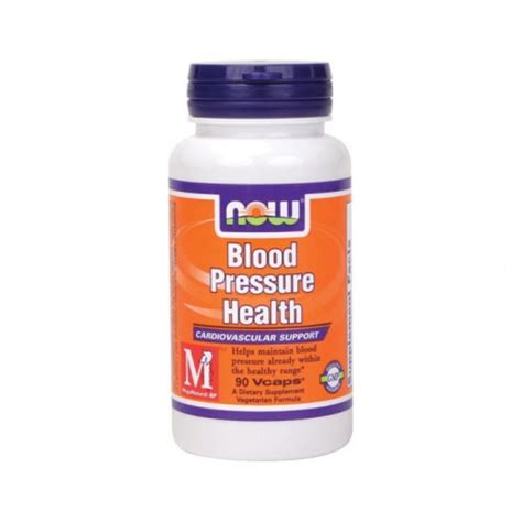 supplement blood pressure blood pressure health 90 vcaps by now foods dubai