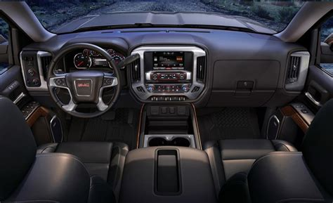 Gmc Interior by Car And Driver
