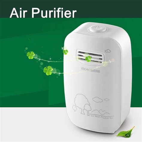 Air Cleaner Ozone free shipping air purifier with deodorization dusting