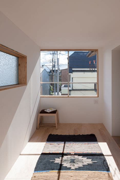 oda house shimpei oda reworks humble japanese house to create light filled rooms