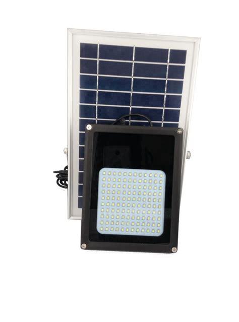 Lu Led Starlux Panel 6 12w luminaria led solar sensor de movimiento 120 leds y