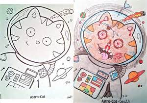 corrupted coloring books what coloring books look like in the of demented