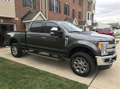 new fords trucks new 2017 f250 lariat ford truck enthusiasts forums