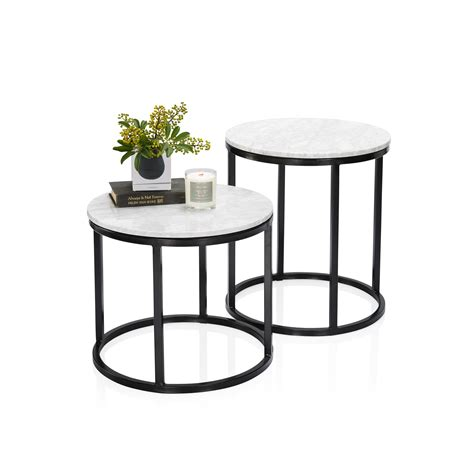 Marble Side Table Noho Marble Side Table