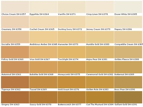 paint color swatches sherwin williams paint swatches color options house