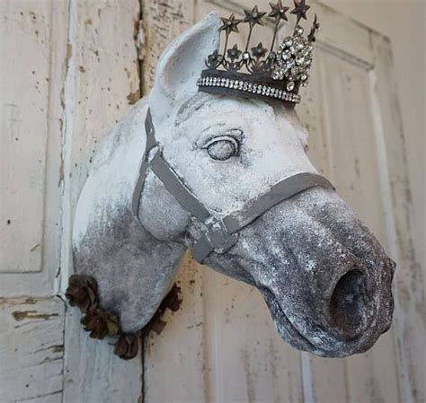 fake horse head 1889 best images about anitasperodesign french and shabby