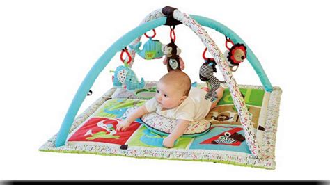 Yuotube Mat by Baby Play Mat