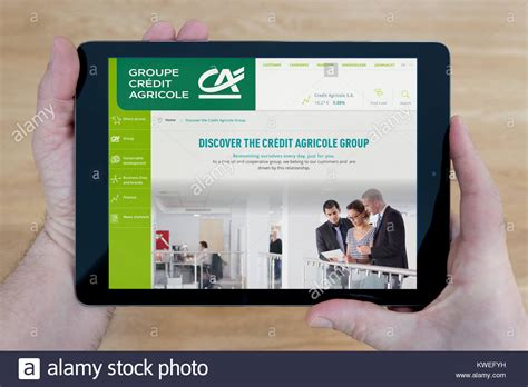 Banc Agricole by Bank Credit Agricole Stock Photos Bank Credit