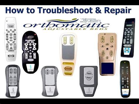 ergomotion tempurpedic adjustable bed motor troublesho doovi