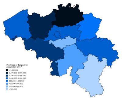 provinces of belgium wikipedia