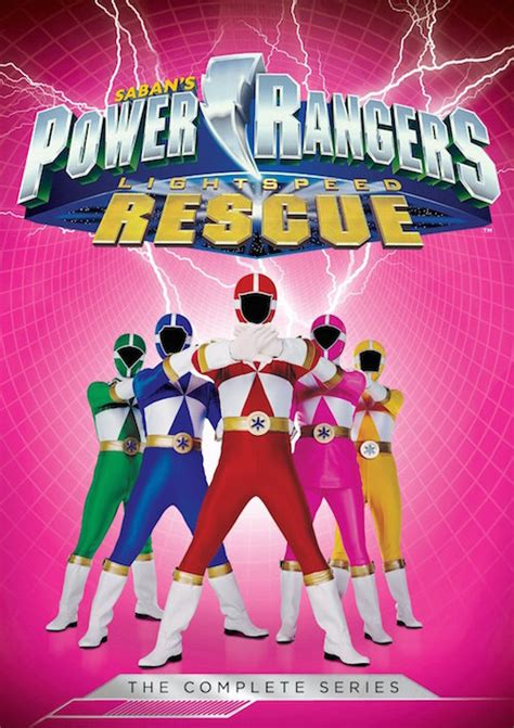 Power Ranger Lightspeed Rescue dvd review and giveaway power rangers lightspeed rescue
