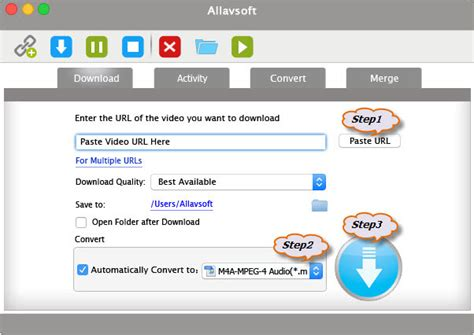 download mp3 from youtube and cut youtube to m4a download and convert youtube to m4a on mac pc