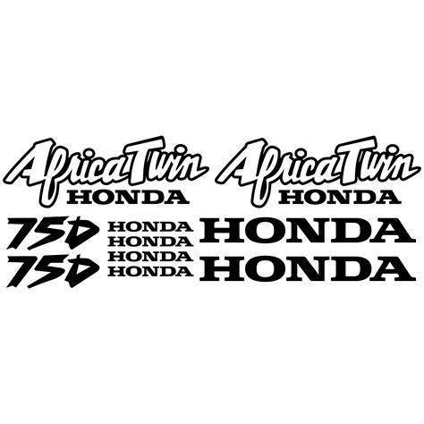 Sticker Honda Africa Twin by Stickers Honda Africa Twin 750 Pas Cher