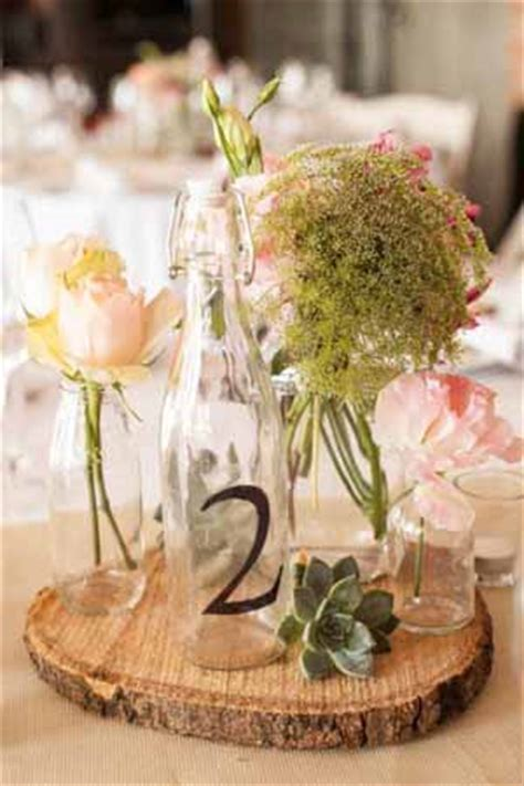 buy centerpieces for wedding wood slab centrepiece inspiration where to buy