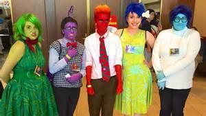 Disgust Halloween Costume Dress Anger Costume Diy Costume Wall