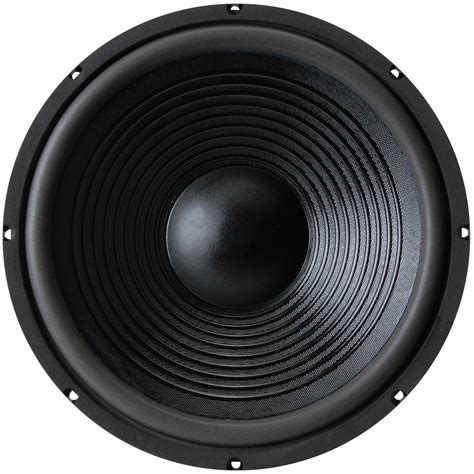 Speaker Woofer grs 15pf 8 15 quot paper cone foam surround woofer